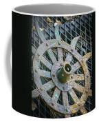 Retired Plow Wheel Coffee Mug