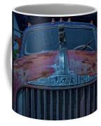 Retired Rusty Mack Iv Coffee Mug
