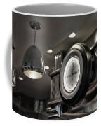 Retro 50's Clock Restaurant  Coffee Mug