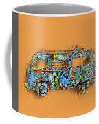 Retro Camper Van 2 Coffee Mug