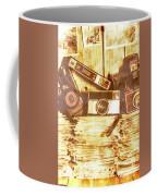 Retro Film Cameras Coffee Mug