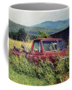 Retro Ford Coffee Mug