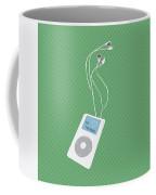 Retro Ipod Coffee Mug