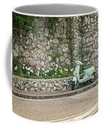 Retro Italian Scooter Coffee Mug