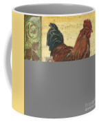 Retro Rooster 2 Coffee Mug