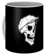 Retro Skull Coffee Mug