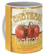 Retro Veggie Labels 4 Coffee Mug