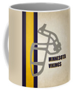 Retro Vikings Art Coffee Mug