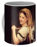 Return From The Market Coffee Mug