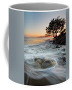 Return To The Sea Coffee Mug by Mike  Dawson