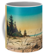 Return To The Shore Coffee Mug