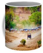 Returning From Pasture 13 Coffee Mug