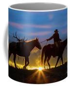 Returning Home Coffee Mug