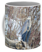 Returning In Winter Coffee Mug
