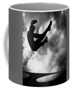 Returning To Earth Coffee Mug by Bob Orsillo