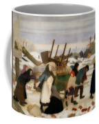 Returning To The Reconquered Land Coffee Mug