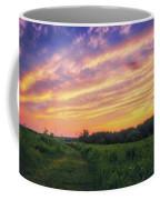 Retzer Nature Center - Summer Sunset #4  Coffee Mug