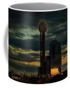 Reunion Tower, Dallas Texas Coffee Mug