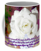 Revelation 3 5 Coffee Mug