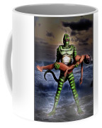 Revenge Of The Creature Coffee Mug