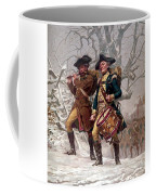Revolutionary War Soldiers Marching Coffee Mug