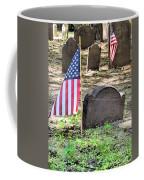 Revolutionary War Veteran Coffee Mug