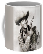 Rex Allen, Vintage Actor Coffee Mug