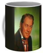 Rex Harrison, Actor Coffee Mug