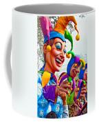 Rex Mardi Gras Parade Xi Coffee Mug by Steve Harrington
