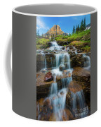 Reynolds Mountain Waterfall Coffee Mug