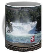 Rhine Falls In Switzerland Coffee Mug