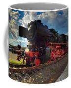 Rhineland-palatinate Locomotive Coffee Mug