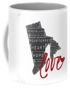Rhode Island Love Coffee Mug