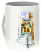 Rhodes Greece Coffee Mug