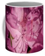 Rhododendron-close Up Coffee Mug
