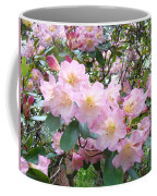 Rhododendron Flowers Garden Art Prints Floral Baslee Troutman Coffee Mug