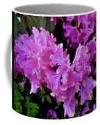 Rhododendron Pink Coffee Mug