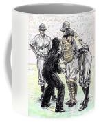 Rhubarb Coffee Mug