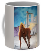 Rhyolite Pony Coffee Mug
