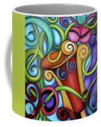 Rhythym Coffee Mug