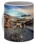 Rialto Beach Washington Coffee Mug