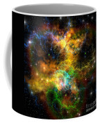 Ribbon Nebula Coffee Mug
