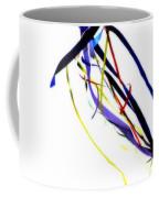 Ribbons Five Coffee Mug