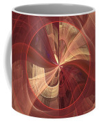 Ribbons Of Pink Coffee Mug