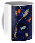 Ribcage To The Stars Coffee Mug