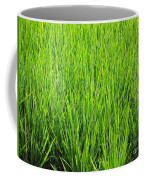 Rice Plants Coffee Mug
