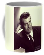 Richard Egan, Vintage Actor Coffee Mug
