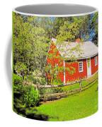 Richard Hunnewell House, Scarborough Maine Coffee Mug
