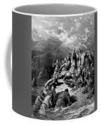 Richard I The Lionheart Delivering Jaffa 1877 Coffee Mug