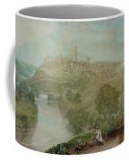 Richmond In Yorkshire Coffee Mug by Joseph Mallord William Turner